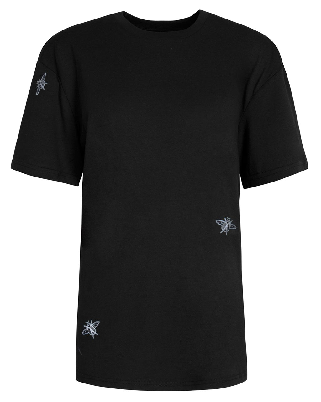 Bug Embroidered T-Shirt